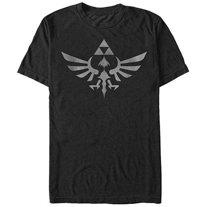 Nintendo Skyworn Black T-Shirt