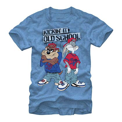 Looney Tunes Old-School Blue T-Shirt