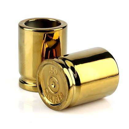 .50 Caliber Shot Glass Set