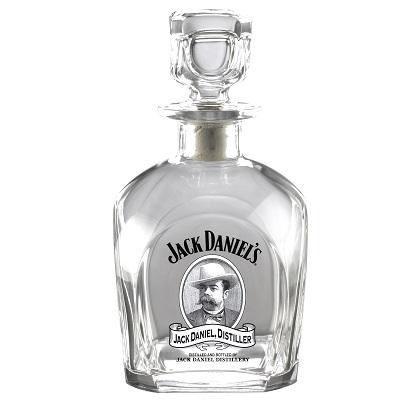 Jack Daniels Cameo Decanter