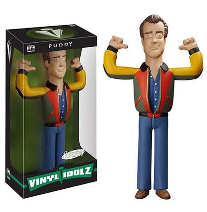 Funko Seinfeld Puddy Vinyl Idolz Action Figure