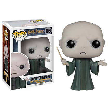Funko Harry Potter Voldemort Pop Vinyl Figure