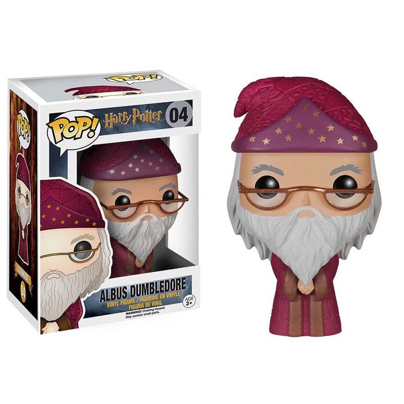Funko Harry Potter Dumbledore Pop Vinyl Figure