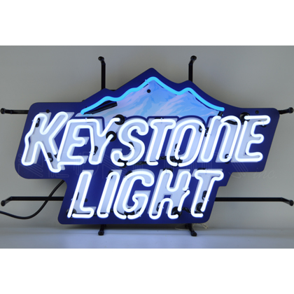 Keystone Light Neon Sign