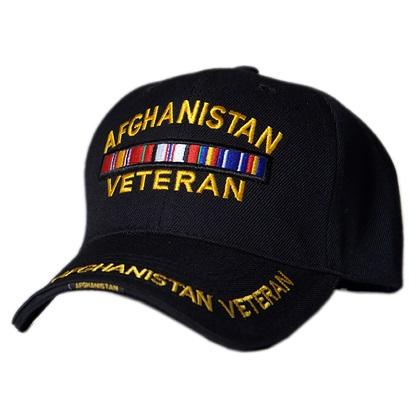 Patriotic Afghanistan Veteran Hat