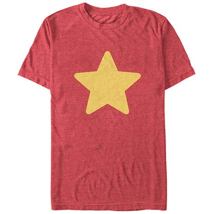 Steven Universe Steven Star Red T-Shirt