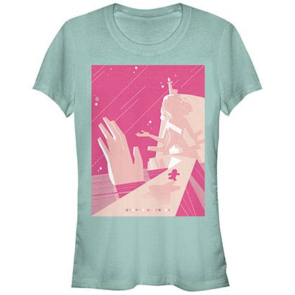 Steven Universe Crystal Temple Blue T-Shirt
