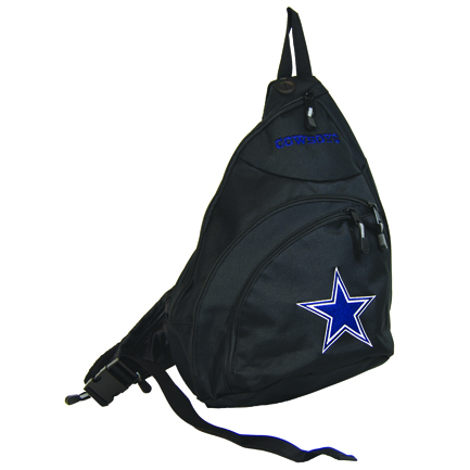 NFL Football Dallas Cowboys Sling Bag FREE SHIPPING