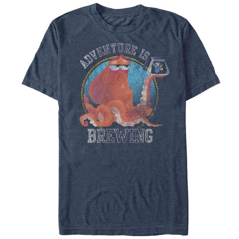 Disney Pixar Finding Dory Adventures Blue T Shirt
