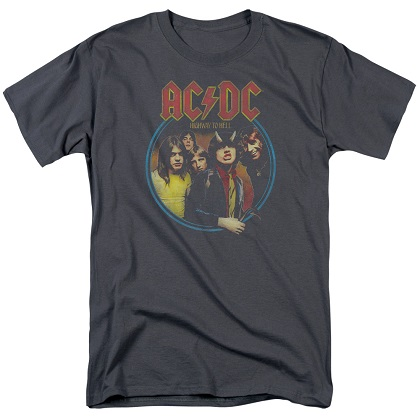 AC/DC Highway To Hell Tshirt