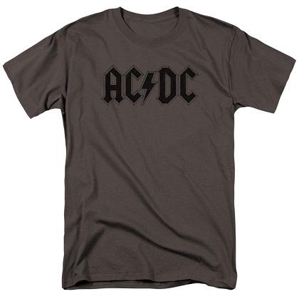 AC/DC Logo Tshirt