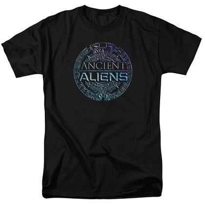 Ancient Aliens Logo Tshirt