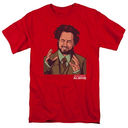 Ancient Aliens It Must Be Aliens Tshirt