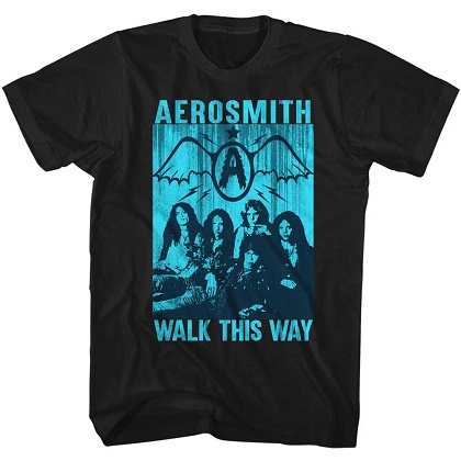 Aerosmith Walk This Way Tshirt