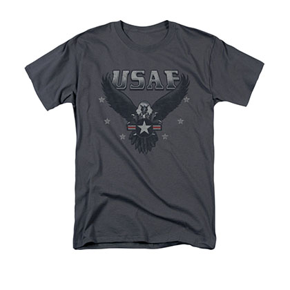 US Air Force Incoming Gray T-Shirt