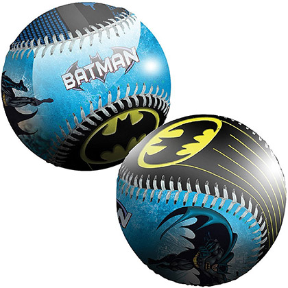 Batman Cartoon Baseball