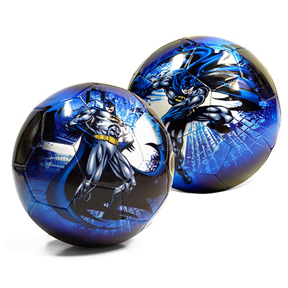 Batman Action Soccer Ball