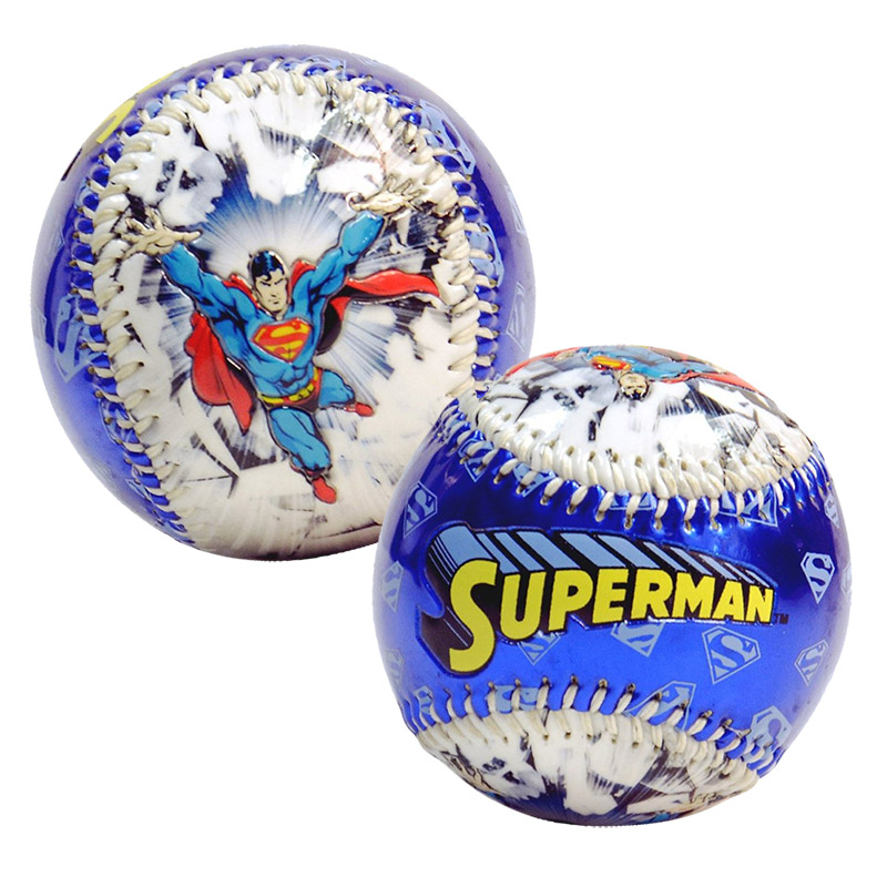 Superman Blue Baseball
