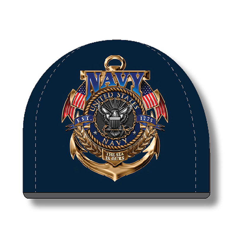 US Navy Blue Hat Beanie