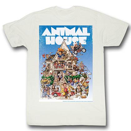 Animal House Poster Time T-Shirt