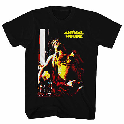 Animal House Ginger Black TShirt