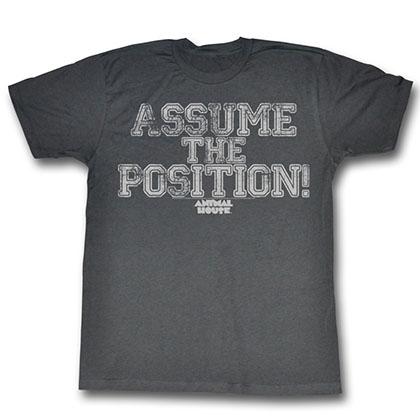 Animal House Position Yourself T-Shirt