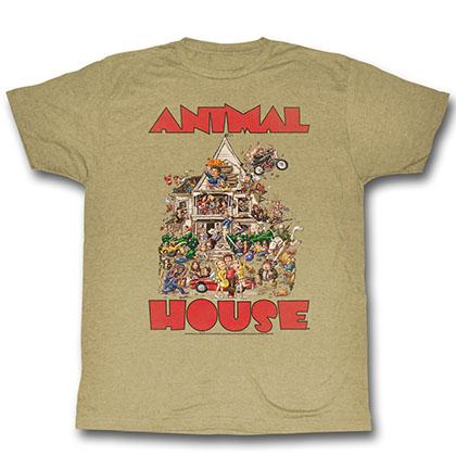 Animal House The House T-Shirt