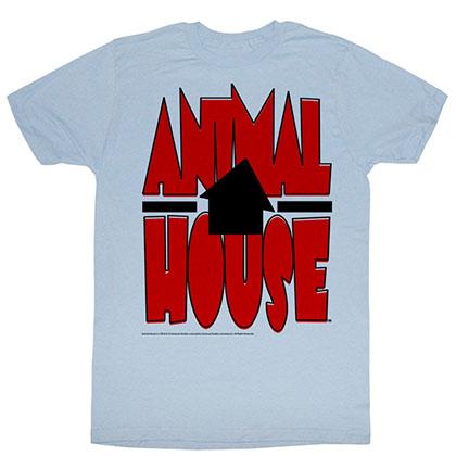 Animal House Tilted House T-Shirt