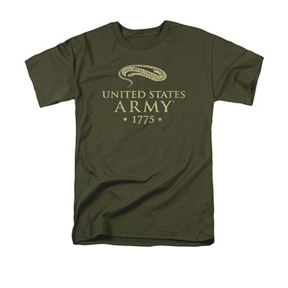 US Army We'll Defend Green T-Shirt