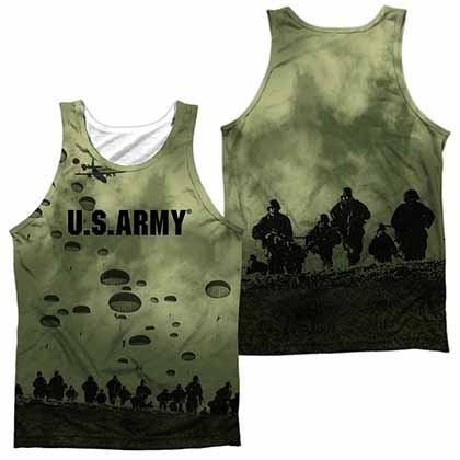 Army Air To Land Sublimation Tank Top