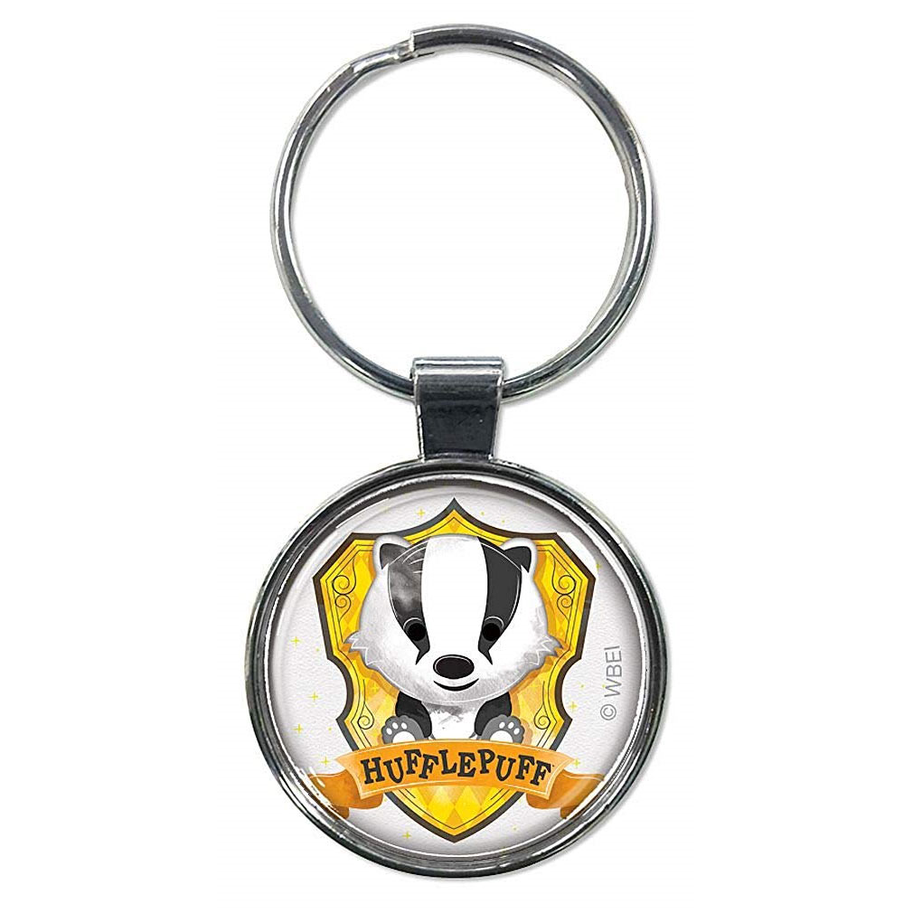 Harry Potter Cute Hufflepuff Keychain