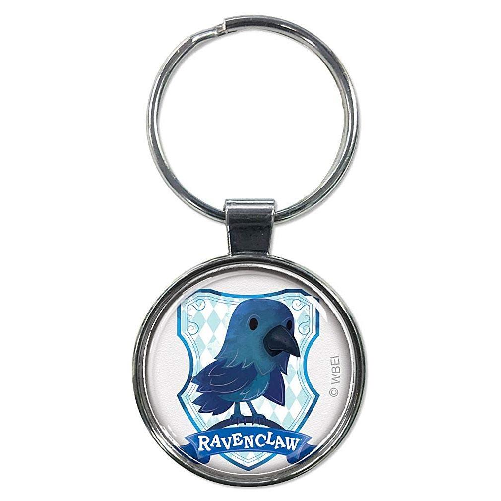 Harry Potter Ravenclaw Cartoon Keychain
