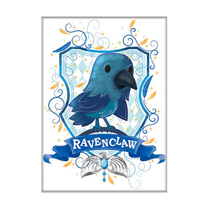 Harry Potter Ravenclaw Cartoon Magnet