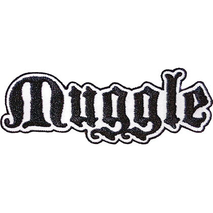 Harry Potter Muggle Patch
