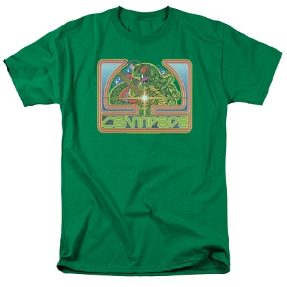 Atari Centipede Tshirt
