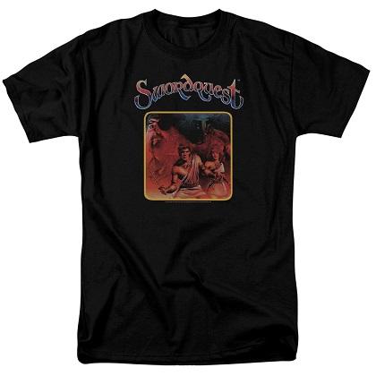 Atari Swordquest Tshirt