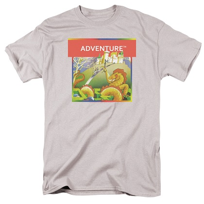 Atari Adventure Tshirt