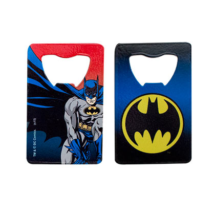 BATMAN CARD BOTTLE OPENER PLACEHOLDER