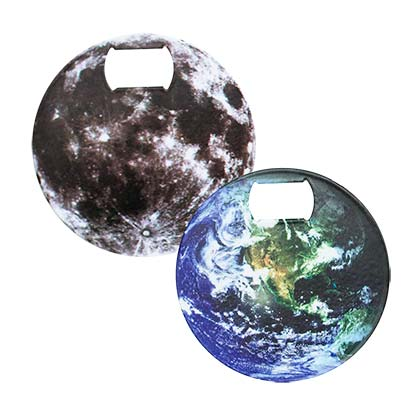 EARTH BOTTLE OPENER COASTER PLACEHOLDER