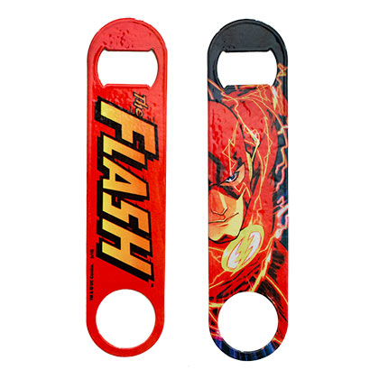 The Flash Bottle Opener