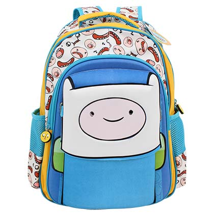 Adventure Time 3D Finn Backpack