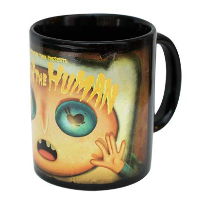Adventure Time Finn The Human Coffee Mug