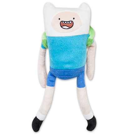 Adventure Time Deluxe Finn Plush Toy
