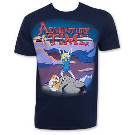Adventure Time Fionna The Barbarian T-Shirt