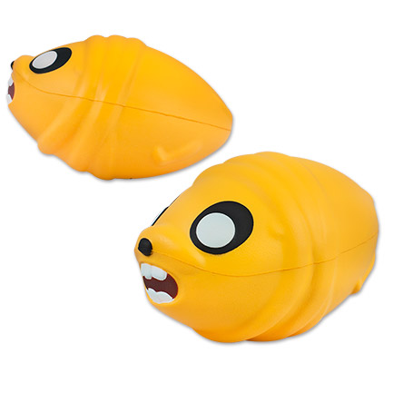 """Adventure Time 8"""" Jake Football Toy"""