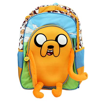 Adventure Time 3D Jake Backpack