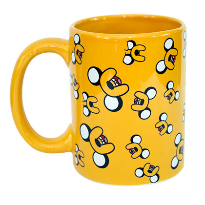 Adventure Time Molded Bottom Jake Mug