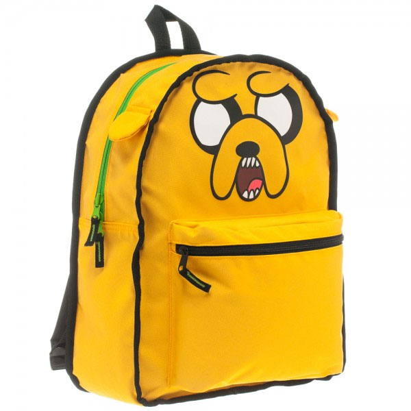Popular Brand Adventure Time Jake Backpack Bag Boys' Accessories Clothes, Shoes & Accessories