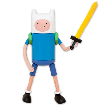 Adventure Time 5 Inch Finn Figure