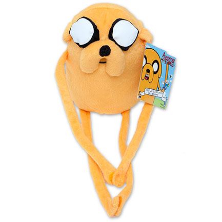Adventure Time Deluxe Jake Plush
